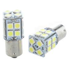 2 x 1156 BA15S P21W 20 SMD LED bombilla luz trasera blanca 300LM 1.2W luz de coc