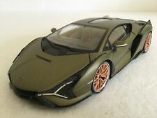Bburago 2020 Lamborghini SIAN FKP37 Hybrid
