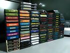 Lot of 103 Atari 2600 Cartridges (Plus Some Mixed N64, NES, & Colecovision)