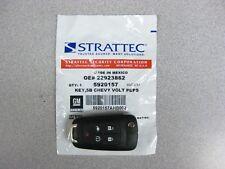 OEM Chevrolet Volt PEPS Switchblade Flip Key Proximity 5920157 22923862 SEALED