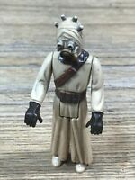 Vintage 1977 TUSKEN RAIDER GMFGI Star Wars  - Original Hong Kong Kenner
