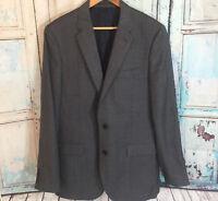 NWT New J. Crew Ludlow suit jacket Italian worsted wool $398 sz 42 L gray 11707