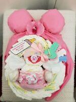 Diaper Cupcake Centerpiece Baby Shower Favors Gift Boy Girls Unisex