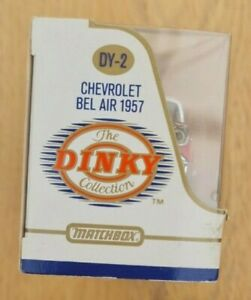 Matchbox The Dinky Collection DY-2 Chevrolet Bel Air 1957 Red 1:43 New