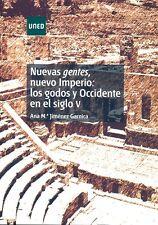 UNED Los godos y occidente en el siglo V, eBook, 2013