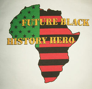 Black History Hero Tee Youth S African American Heritage T new atbh1