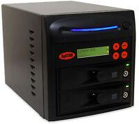 SySTOR 1:1 SATA Hard Disk Drive (HDD/SSD) Duplicator/Sanitizer-Hi Speed 150MB/s