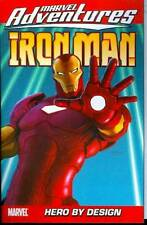 Iron Man Vol. 3: Hero by Design (Marvel Adventures) In Full-Color