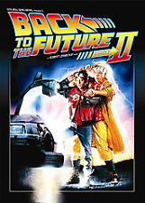 Back to the Future Part II (DVD, 1989) MICHAEL J FOX