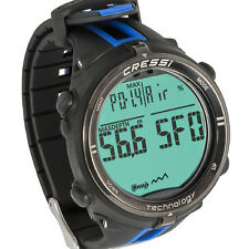 LO3 Cressi DIVING Computer NEWTON  BLU wonderful also as a watch