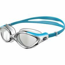 Speedo Futura Biofuse Flexiseal Female Swimming Goggles Clear Blue for Women
