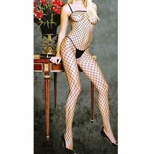 Women Sexy/Sissy Fishnet Body Stocking Body Suit Lingerie Underwear Nightwear