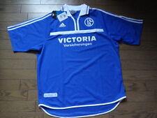 Schalke 04 100% Original Jersey Shirt XL 2001/02 Home Still BNWT Rare
