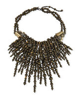 ALEXIS BITTAR PEARL NECKLACE $795 NWT SOLD OUT!