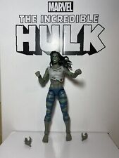 "Marvel Legends She-Hulk Avengers Super Skrull Wave No BaF Loose Complete 6"" inch"