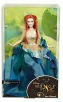 NEW SEALED Barbie Disney A Wrinkle In Time Mrs. Whatsit Reese Witherspoon Doll
