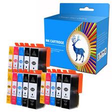 15 Ink Cartridges For Canon Pixma MG5250 MG5300 MG5320 MG5350 MG6150 IP4850