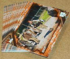 Walking Dead Season 6 ~ RUST PARALLEL Base Card Lot (19) no dupes