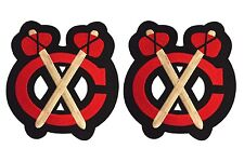 CHICAGO BLACKHAWKS 3rd JERSEY SHOULDERS PATCH