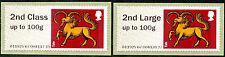 Nuevo Ncr errores 2 + 2 Grandes en heráldica Bestias Par error Hastings Post & Go