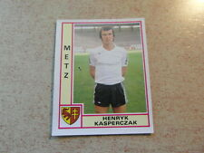 original FOOTBALL STICKER PANINI FOOT 80 1980 Henryk KASPERCZAK Poland (Nr 150)