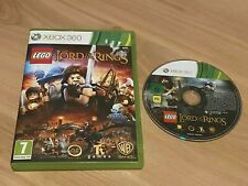 Lego The Lord Of The Rings (Xbox 360) - Free UK P&P