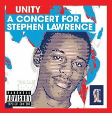 Unity (Stephen Lawrence Concert) NEW CD Ed Sheeran Jessie J Rita Ora Emeli Sande