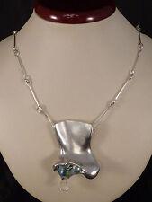 Lapponia Echte Edelmetall-Halsketten & -Anhänger ohne Steine im Collier-Stil für Damen