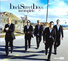 Maxi CD - backStreetboys - Incomplete - #A2349