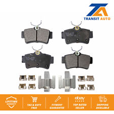 Rear TEC Ceramic Brake Pads Fits Ford Mustang