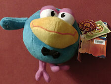 Тalking soft doll Crow Karich 1 song 7 phrases Kikoriki Go Riki Smeshariki 10 cm