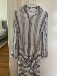 Witchery shirt dress size 14