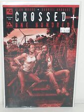 Crossed One Hundred #4 - Red Variant Cover - Alan Moore Gabriel Andrade - Avatar