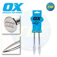 OX Tools Pro 2pk 6in Line Pins for Builders Brick Laying Masons Line P100102