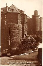 BR77344 black gate and old castle newcastle upon tyne  real photo  uk