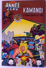 """KAMANDI """"Le dernier Garçon de la terre"""" - Artima Color DC - Année Zéro 1979"""