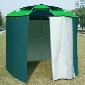 Waterproof 7ft Patio Fishing Beach Yard Lawn Garden Umbrella Shelter Tent NEW