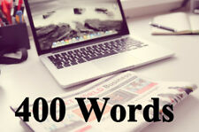 Press Release Writing Service - 400 Words of Content - Unique Original Work