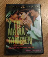 Y Tu Mama Tambien - Unrated Version- Dvd -2002- Sexual Movie