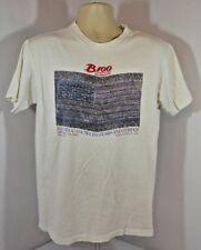 Vtg 90s B100 Radio San Diego Stars Stripes Patriot Red White Blue Men L Usa Made