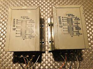 RCA UTC Triad D-6130-1 Transformers Pair