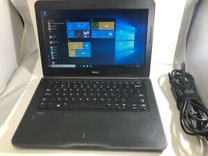 "Dell Latitude 3380 13"" Laptop Intel i3-6006U 2GHz 4GB RAM 320GB Zoom Ready"