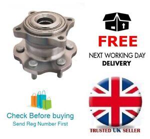 Rear Wheel Bearing Kit for Nissan NP Navara Pathfinder (R51) 2.5 dCi 4.0 4WD 05>