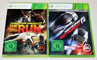 2 XBOX 360 SPIELE - NEED FOR SPEED - THE RUN & HOT PURSUIT - LIMITED EDITION