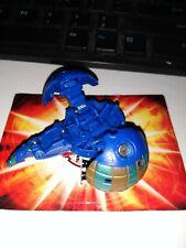 BAKUGAN AQUOS Blue WIRED 630G w/random metal card,