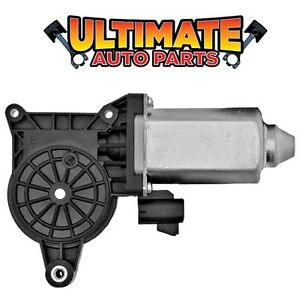 Front Power Window Motor Drivers Left for 99-06 Chevy Silverado 1500