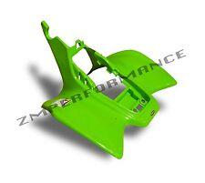 NEW HONDA TRX 450R 450ER 06 - 14 GREEN PLASTIC REAR FENDER TRX450R