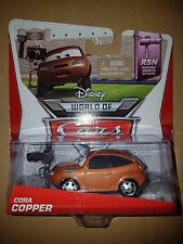 Disney Cars Cora Copper - Brand new