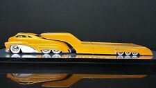 SLEDSTER MOONEYES CUSTOM CREW BUTTERSCOTCH FLATBED WITH CASE