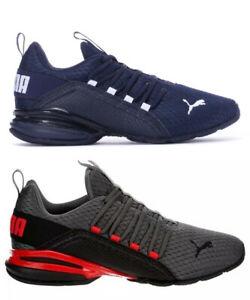 Puma Axelion Sleek Men's Shoes Sneakers Running Cross Training Gym Workout NIB
